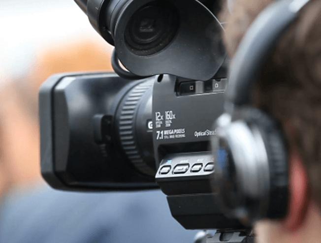 Videograaf voor een mooie herinnering aan je bruiloft of bedrijfsfeest