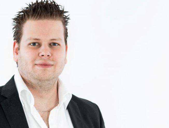 DJ Martijn Renkema is eigenaar en DJ bij DM Music