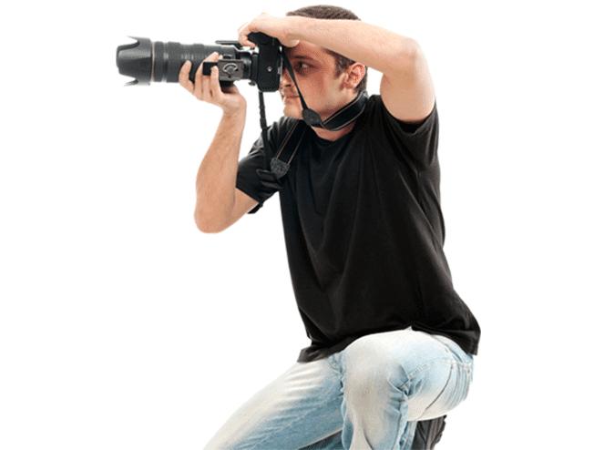 Party fotograaf boek je gemakkelijk bij DM Music