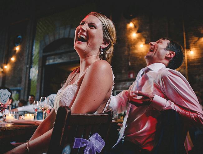 Stukjes op je bruiloft, juist wel of niet?